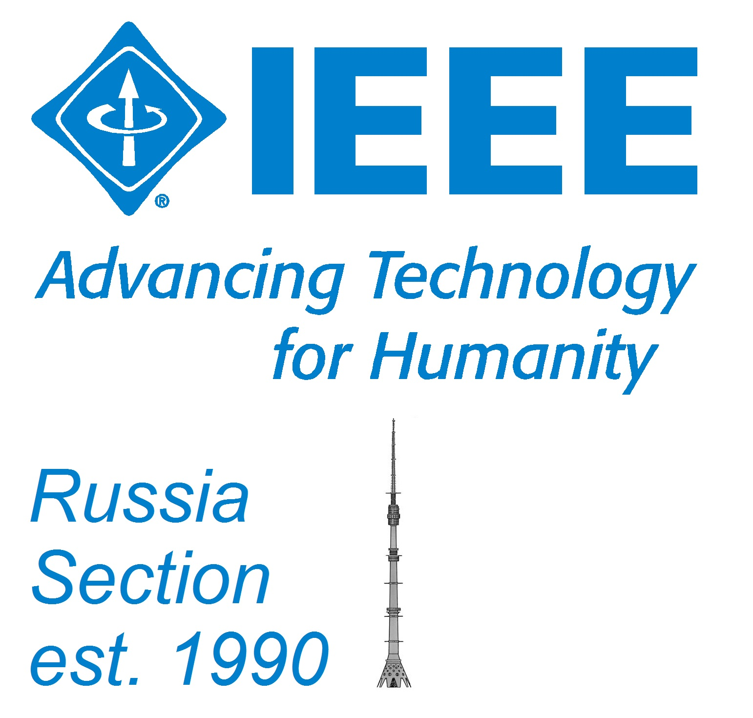 IEEE Russian Section Logo